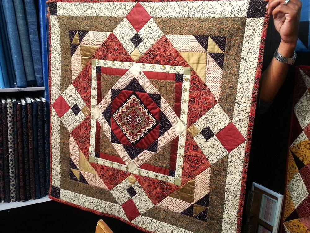 patchwork Kuma revisité