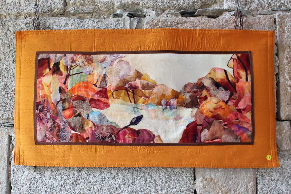 Le patchwork à Lacaze