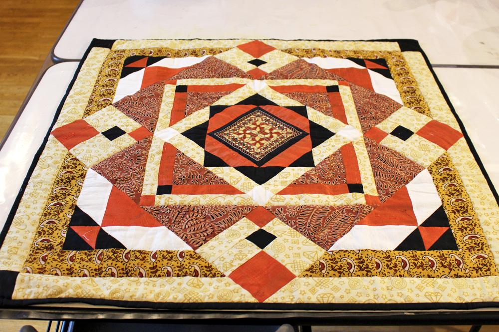 Kit de patchwork Kuma