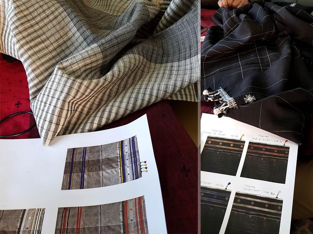 Collection écharpe