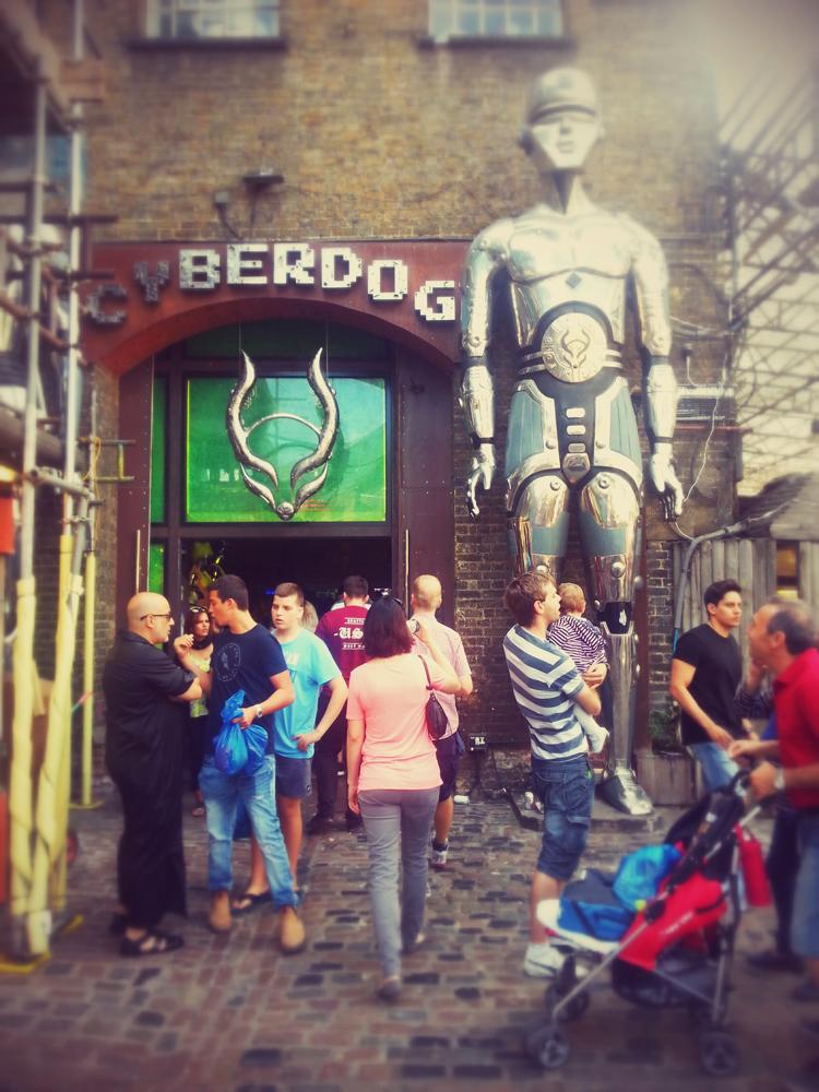 Cyber-dog-London