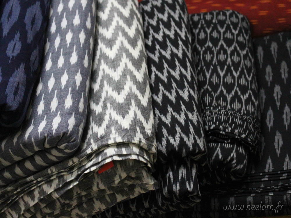 Ikat traditionnel