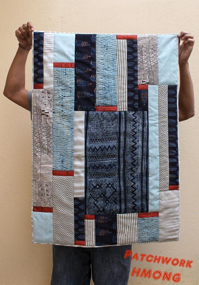 patchwork-Hmong