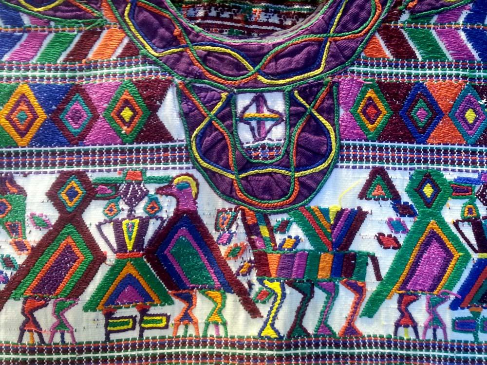 Les trésors Mayas