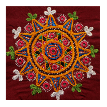 broderie indienne