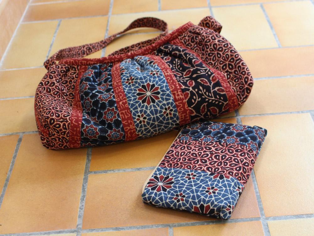 sac en patchwork