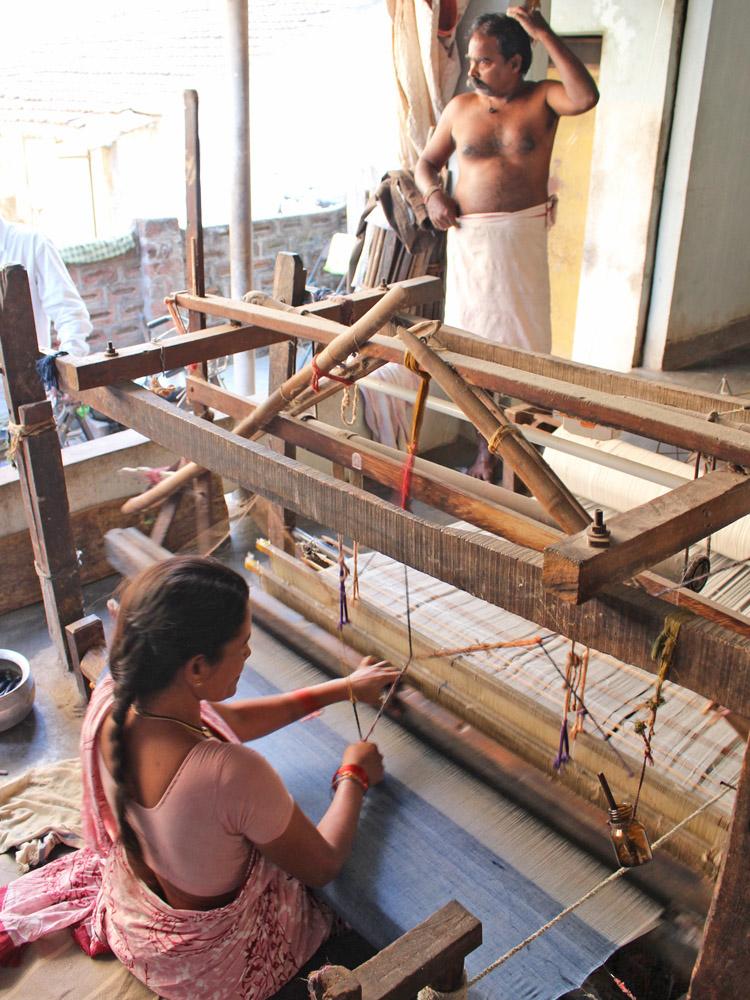 tissage artisanal