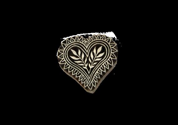 Tampon coeur