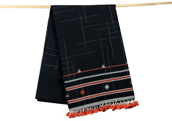 écharpe en laine mérinos