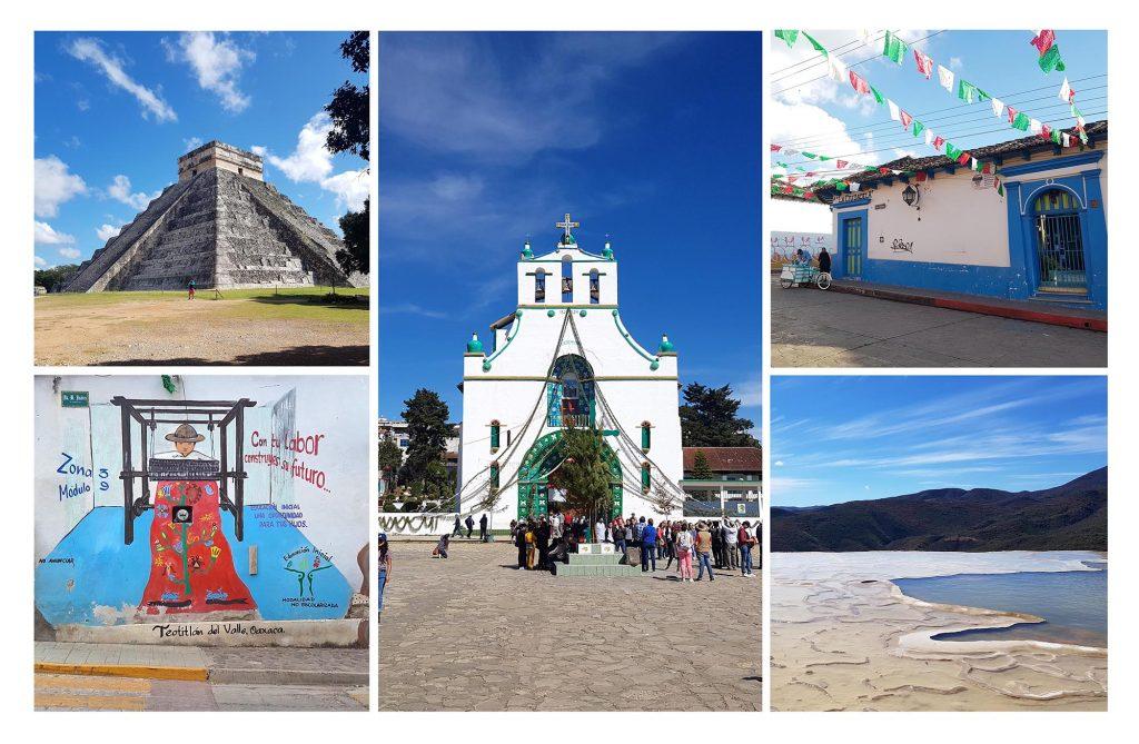 les couleurs du Mexique