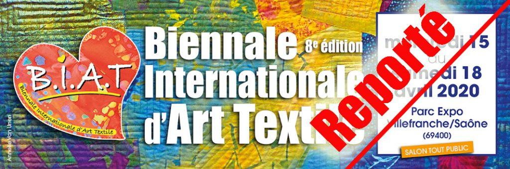 Biennale Internationale de l'Art Textile