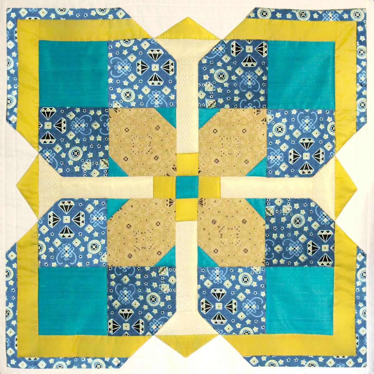Nouveau kit de patchwork