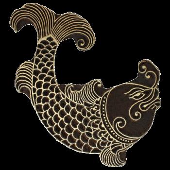 Tampon Carpe Koï