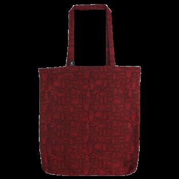 Tote Bag EMPREINTE garance