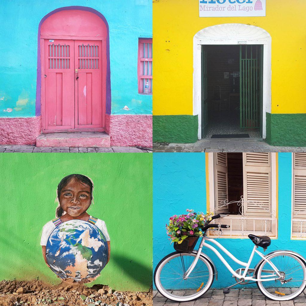 Les couleurs du Guatemala
