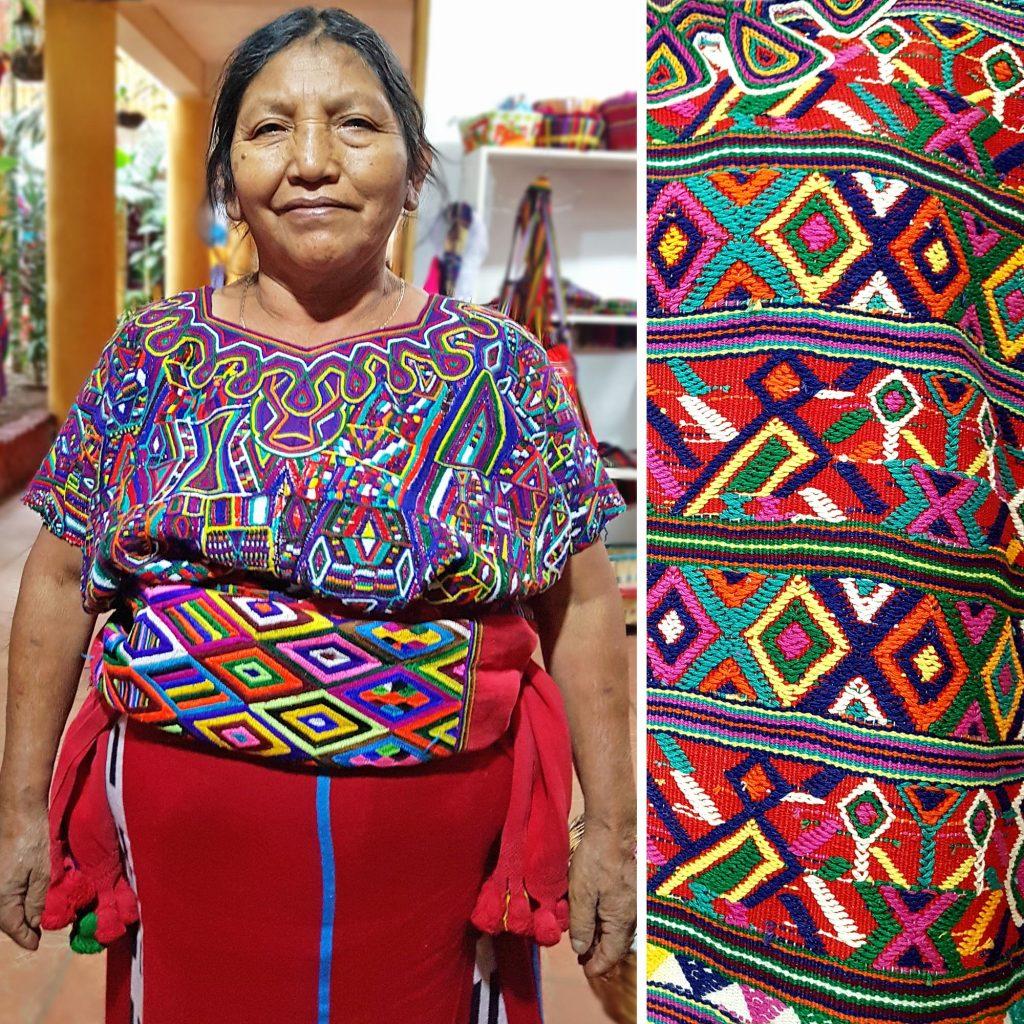 Femme ixil - Guatemala