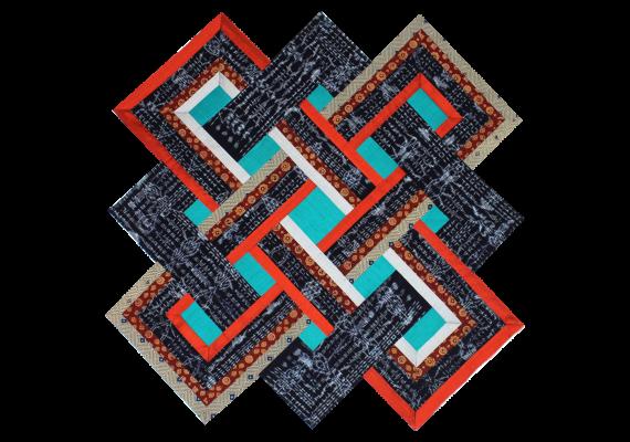 Kit de patchwork Guatemala