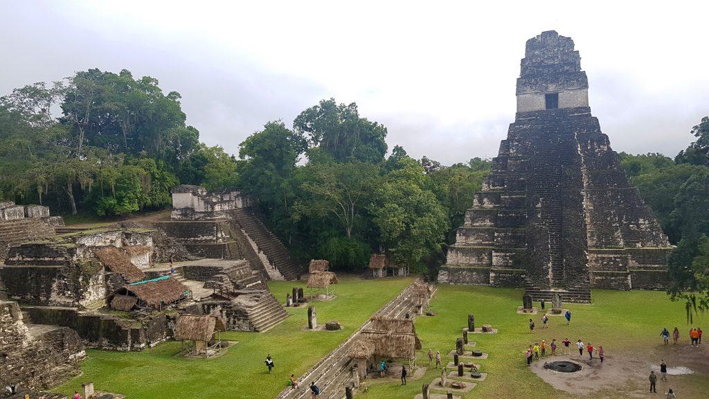 La cité maya de Tikal - Guatemala