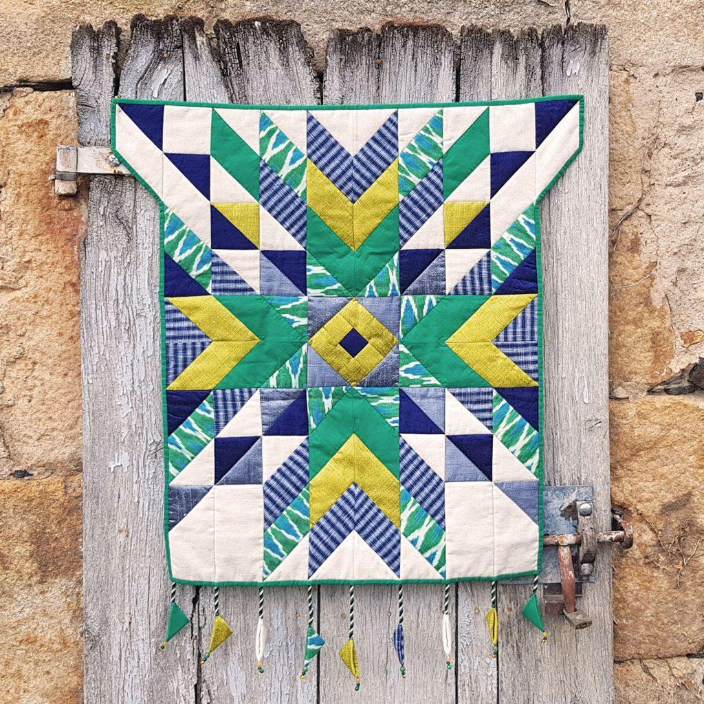 """""""Toltèque"""" - kit de patchwork"""