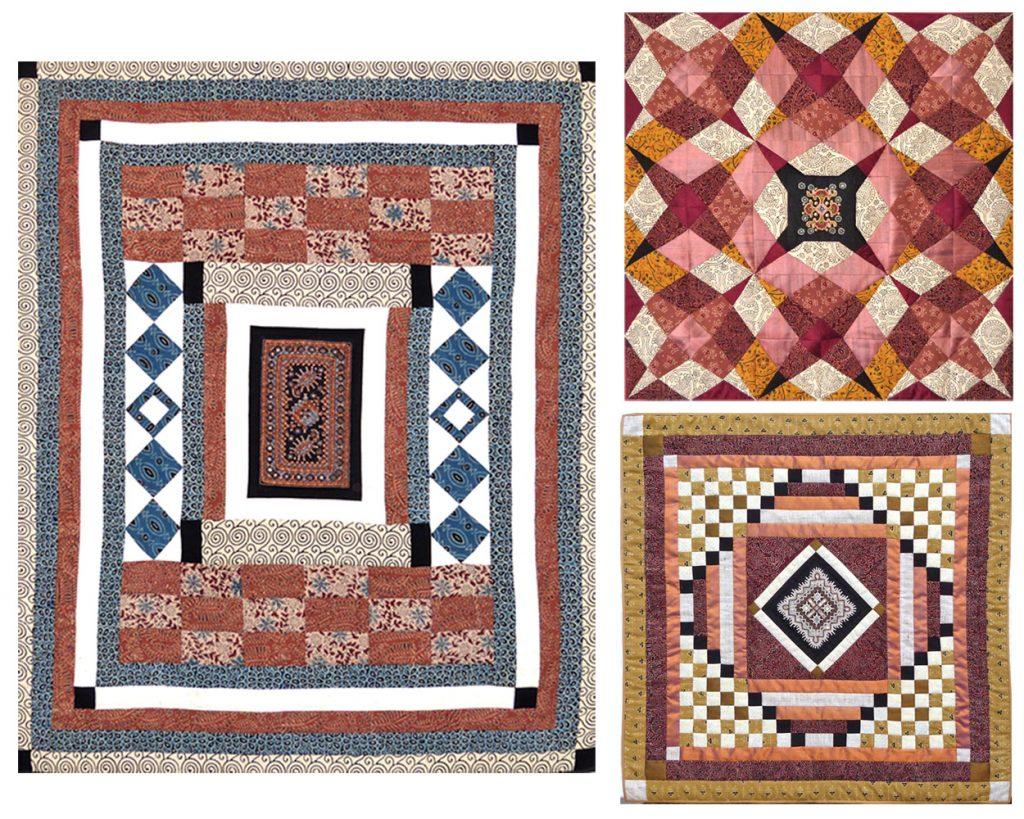 Kits de patchwork Neelam