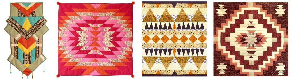 Modèles de patchwork Neelam