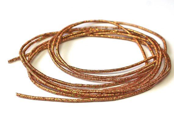 La cannetille scintillante Bronze