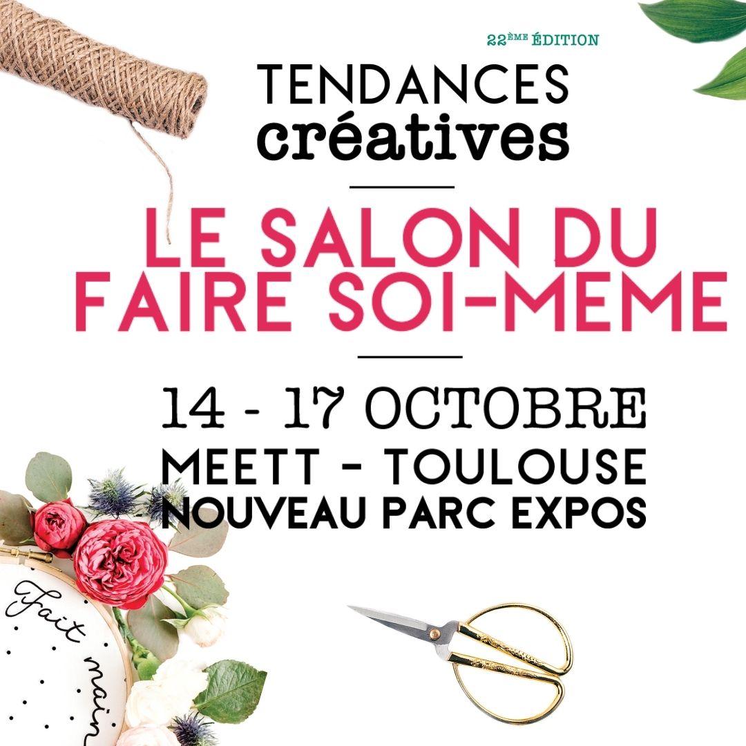Salon Tendances Créatives de Toulouse 2021